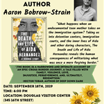 Author Reading Aaron Bobrow-Strain