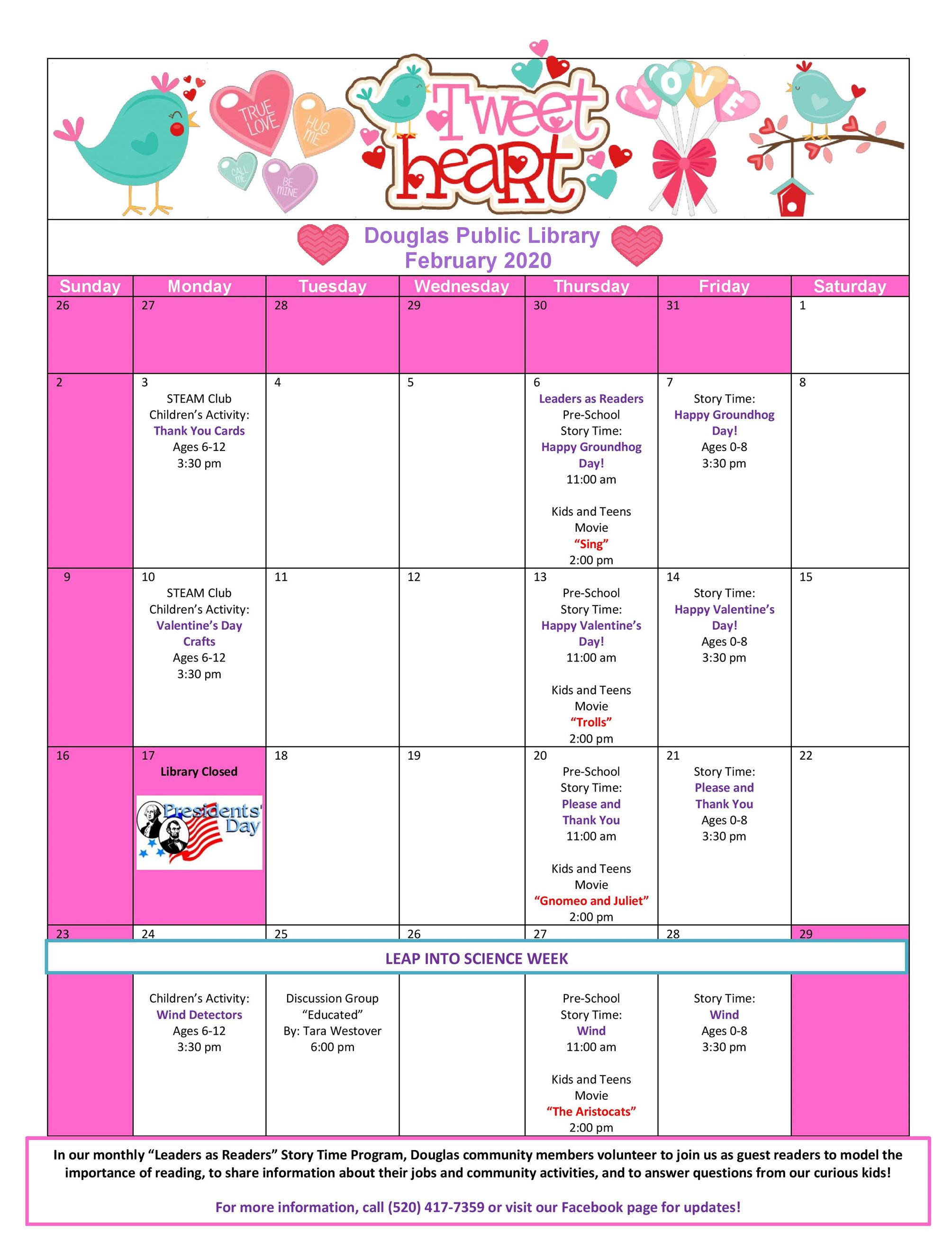 February 2020 Calendar of Events-page-001