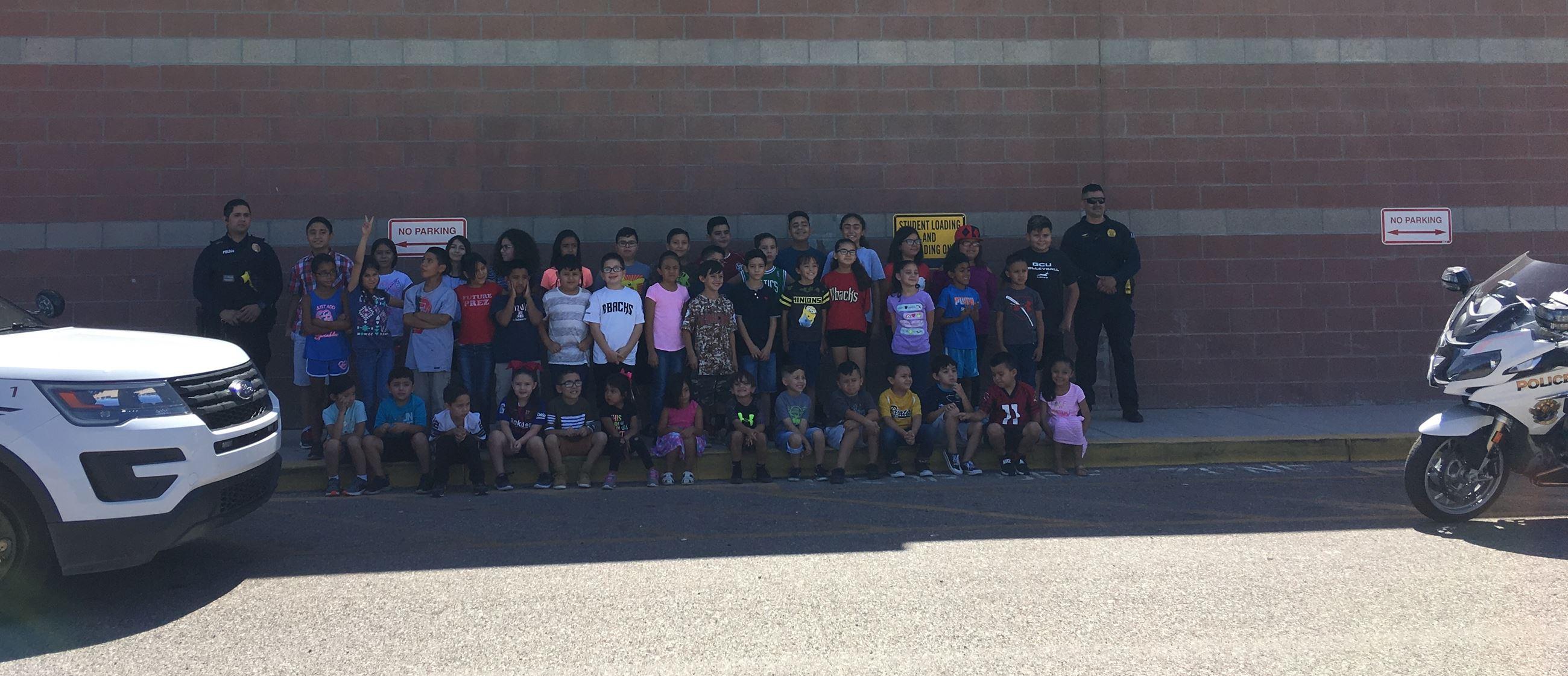 Police Department   Douglas, AZ