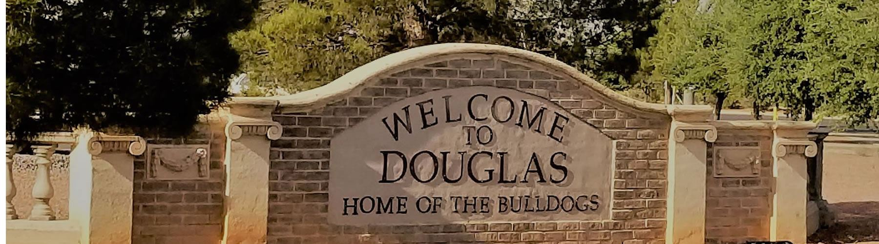 Douglas, AZ   Official Website